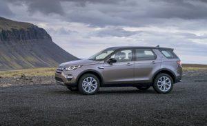 Tour Scotland by luxury Land Rover 4x4