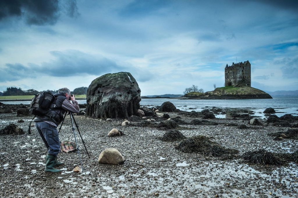 Photograph Scottish Castles