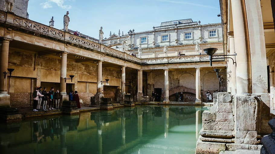 bath-united-kingdom-water-history