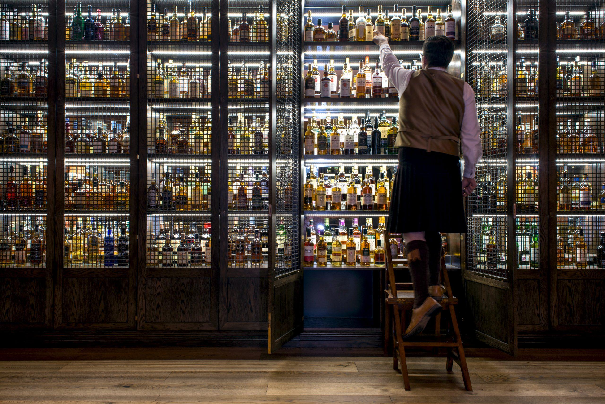 Scotch Whisky Bar